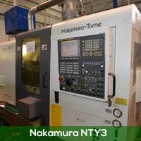 Nakamura NTY3